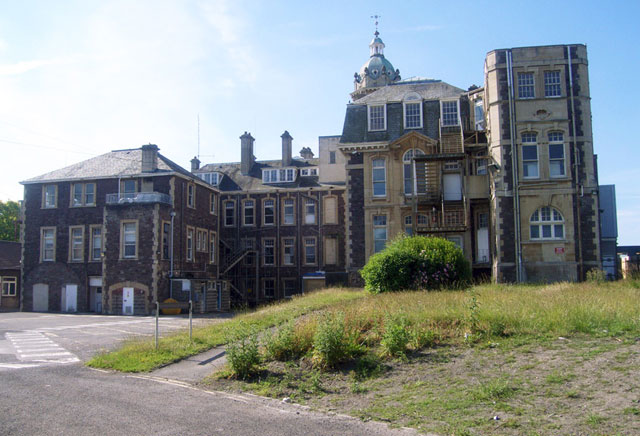 cossham hospital
