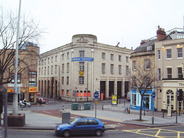 the former fire station at bristol